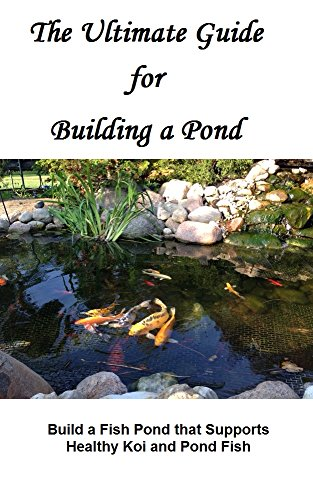 The ultimate guide for building a pond build a fish pond for Koi pond construction guide